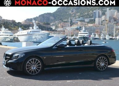Voiture Mercedes Classe C Cabriolet 200 184ch AMG Line 9G-Tronic Euro6d-T Occasion