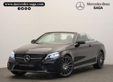Vente Mercedes Classe C Cabriolet 200 184ch AMG Line 9G-Tronic Euro6d-T Occasion