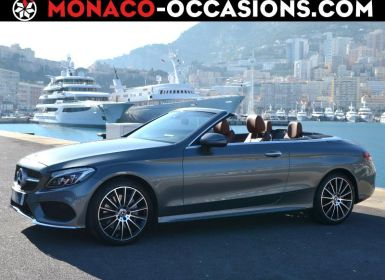 Voiture Mercedes Classe C Cabriolet 400 333ch Sportline 4Matic 9G-Tronic Occasion
