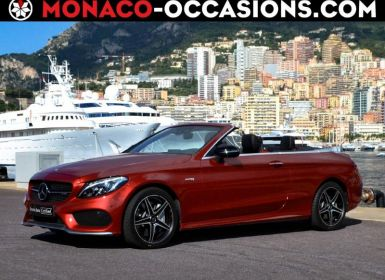 Voiture Mercedes Classe C Cabriolet 43 AMG 367ch 4Matic 9G-Tronic Occasion