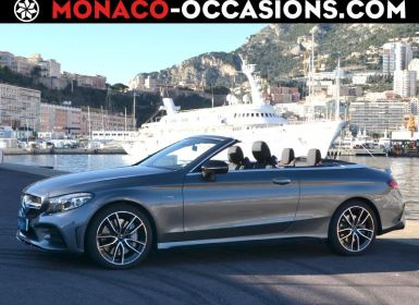 Voiture Mercedes Classe C Cabriolet 43 AMG 390ch 4Matic Speedshift TCT AMG Euro6d-T Occasion