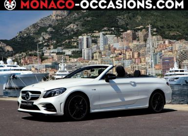 Achat Mercedes Classe C Cabriolet 43 AMG 390ch 4Matic Speedshift TCT AMG Euro6d-T Occasion