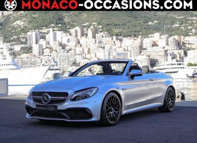 Vente Mercedes Classe C Cabriolet 63 AMG S 510ch Speedshift MCT Occasion