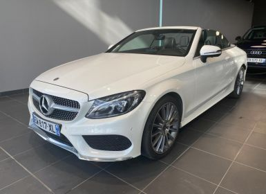 Mercedes Classe C CABRIOLET CABRIOLET 220 D 9G TRONIC 4MATIC SPORTLINE Occasion