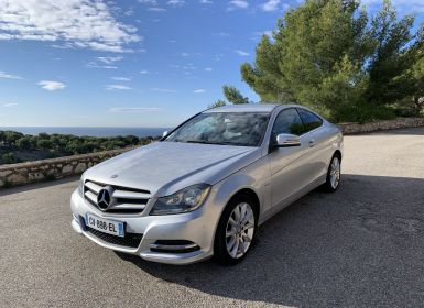 Vente Mercedes Classe C COUPE 220 CDI EXECUTIVE Occasion