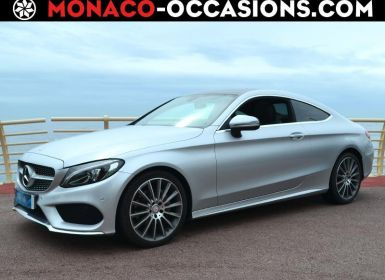Vente Mercedes Classe C Coupe 220 d 170ch Fascination 9G-Tronic Occasion