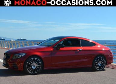 Voiture Mercedes Classe C Coupe 220 d 194ch AMG Line 9G-Tronic Euro6d-T Occasion
