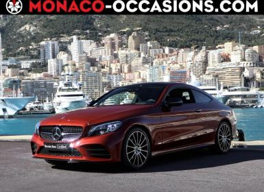 Vente Mercedes Classe C Coupe 220 d 194ch AMG Line 9G-Tronic Euro6d-T Occasion
