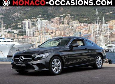 Vente Mercedes Classe C Coupe 220 d 194ch Avantgarde Line 9G-Tronic Euro6d-T Occasion