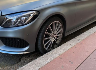 Mercedes Classe C COUPE 220 D FASCINATION 4MATIC 9G-TRONIC Occasion