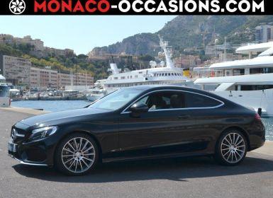 Voiture Mercedes Classe C Coupe 250 d 204ch Fascination 9G-Tronic Occasion