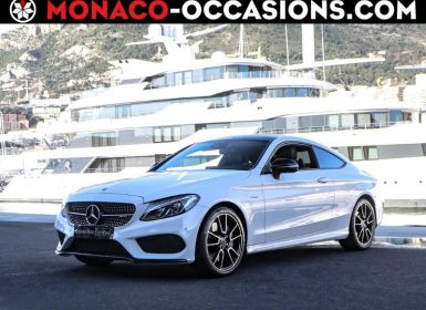 Vente Mercedes Classe C Coupe 43 AMG 390ch 4Matic Speedshift TCT AMG Euro6d-T Occasion