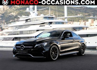 Vente Mercedes Classe C Coupe 63 AMG S 510ch Speedshift MCT Occasion