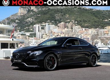 Achat Mercedes Classe C Coupe 63 AMG S 510ch Speedshift MCT AMG Euro6d-T Occasion