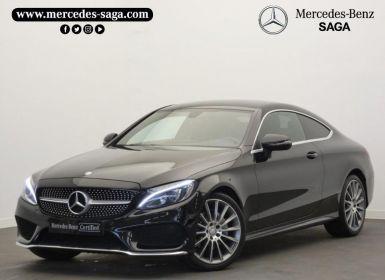 Voiture Mercedes Classe C Coupe Sport 180 156ch Sportline Occasion