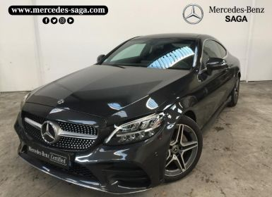 Voiture Mercedes Classe C Coupe Sport 200 184ch AMG Line 9G-Tronic Euro6d-T Occasion
