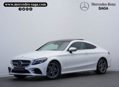 Achat Mercedes Classe C Coupe Sport 200 184ch AMG Line 9G-Tronic Euro6d-T Occasion