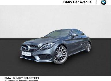 Vente Mercedes Classe C Coupe Sport 200 184ch Fascination Occasion