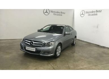 Achat Mercedes Classe C Coupe Sport 220 CDI Occasion