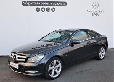 Voiture Mercedes Classe C Coupe Sport 220 CDI 7GTronic Occasion
