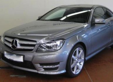 Mercedes Classe C Coupe Sport 220 CDI BLUE EFFICIENCY Occasion