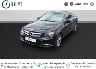 Vente Mercedes Classe C Coupe Sport 220 CDI Executive Occasion