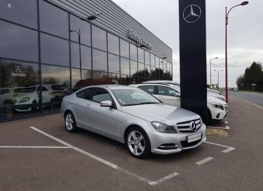 Vente Mercedes Classe C Coupe Sport 220 CDI Executive 7GTronic Occasion