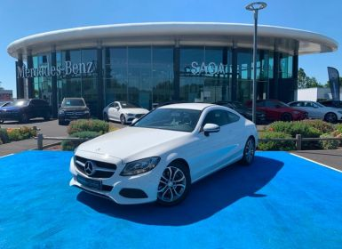 Achat Mercedes Classe C Coupe Sport 220 d 170ch 9G-Tronic Occasion