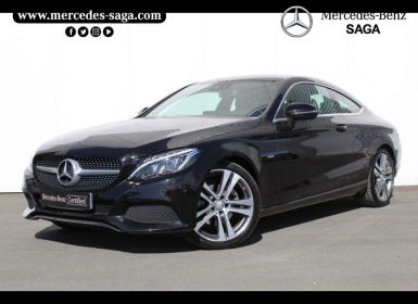 Achat Mercedes Classe C Coupe Sport 220 d 170ch Edition 1 9G-Tronic Occasion