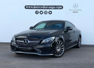Acheter Mercedes Classe C Coupe Sport 220 d 170ch Fascination 9G-Tronic Occasion