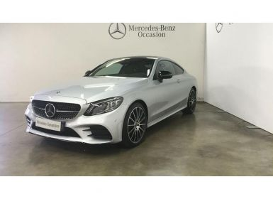 Mercedes Classe C Coupe Sport 220 d 194ch AMG Line 9G-Tronic Euro6d-T Occasion