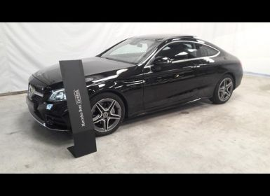 Achat Mercedes Classe C Coupe Sport 220 d 194ch AMG Line 9G-Tronic Euro6d-T Occasion