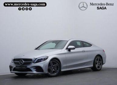 Vente Mercedes Classe C Coupe Sport 220 d 194ch AMG Line 9G-Tronic Euro6d-T Occasion