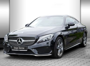 Vente Mercedes Classe C Coupe Sport 220d Pack AMG  Occasion