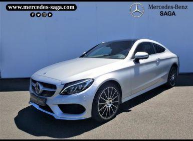 Vente Mercedes Classe C Coupe Sport 250 d 204ch Fascination 9G-Tronic Occasion