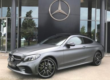 Vente Mercedes Classe C Coupe Sport 300 d 245ch AMG Line 4Matic 9G-Tronic Euro6d-T Occasion