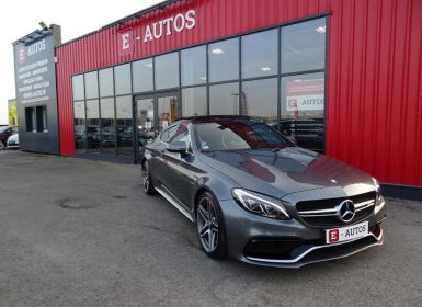 Vente Mercedes Classe C Coupe Sport 63 AMG S 510ch Speedshift MCT Occasion