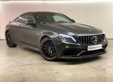 Vente Mercedes Classe C Coupe Sport 63 AMG S 510ch Speedshift MCT AMG Euro6d-T Occasion