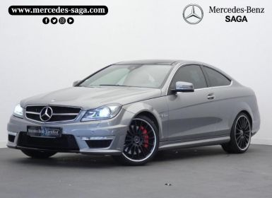 Vente Mercedes Classe C Coupe Sport 63 AMG Speedshift MCT Occasion