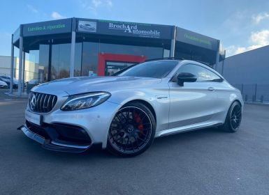 Vente Mercedes Classe C Coupe Sport 63S AMG 9G-MCT SPEEDSHIFT 510CV Occasion