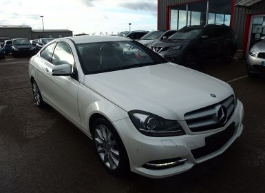 Mercedes Classe C Coupe Sport (C204) 220 CDI 7GTRONIC Occasion