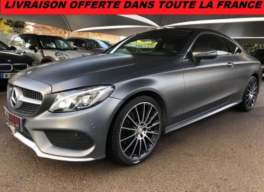 Vente Mercedes Classe C Coupe Sport (C205) 250 D 204CH FASCINATION 9G-TRONIC Occasion