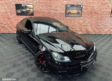Vente Mercedes Classe C Coupe Sport C63 AMG Coupé W204 457ch Occasion