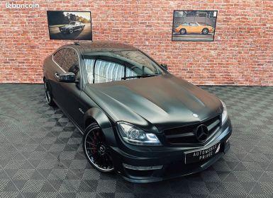Vente Mercedes Classe C Coupe Sport C63 AMG Coupé W204 EDITION 1 PPP 487 CV ( 63 ) Occasion