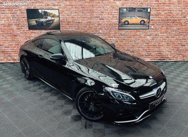Vente Mercedes Classe C Coupe Sport C63 AMG Coupé W205 ( 63 ) V8 4.0 Biturbo 476 cv Occasion