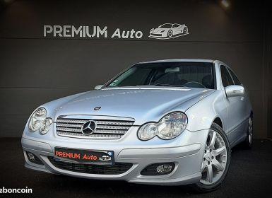 Vente Mercedes Classe C Coupe Sport Coupé 200 CDI faible kilométrage certifié 39000KM première main Occasion