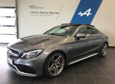 Achat Mercedes Classe C Coupe Sport Coupé AMG 63 S SpeedShift MCT Occasion