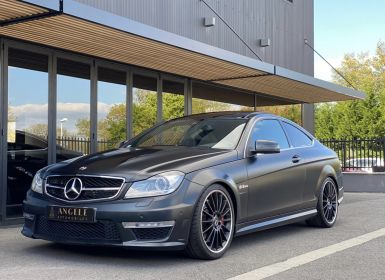Mercedes Classe C Coupe Sport III 63 AMG EDITION 1 BA7 SPEEDSHIFT MCT AMG Occasion