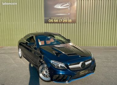 Vente Mercedes Classe C Coupe Sport MERCEDES-BENZ Coupé 220 CDi 2.1 CDI 16V BlueTEC 163 cv ( KIT 63 AMG ) Boite Manuel Occasion