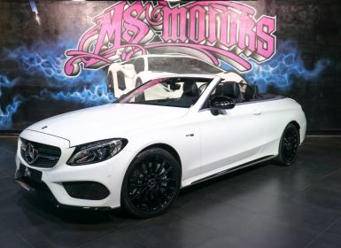 Achat Mercedes Classe C IV (2) CABRIOLET 43 AMG 4MATIC Occasion